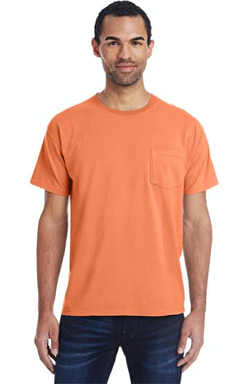 ComfortWash by Hanes GDH150 Horizon Orange
