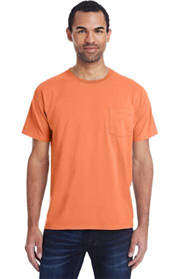 ComfortWash by Hanes GDH150 Horizon Orange