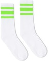 SOCCO SC100 White / Neon Green
