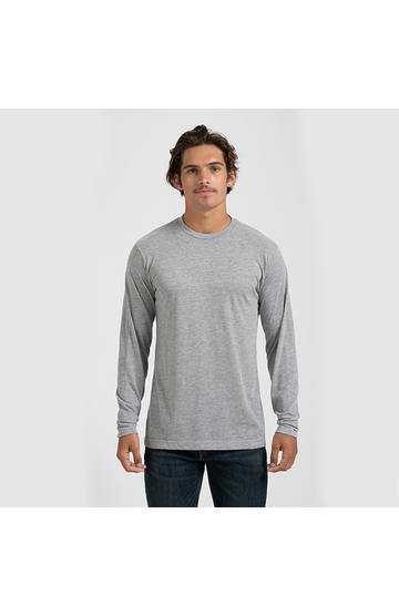 Tultex 0242TC Heather Grey