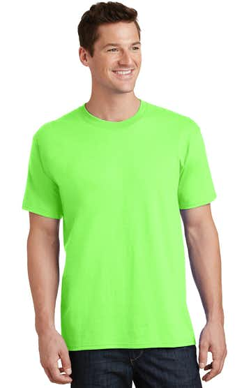 Port & Company PC54T Neon Green