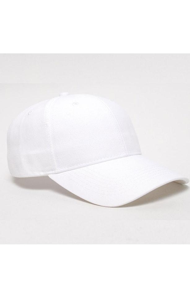 Pacific Headwear 0101PH White