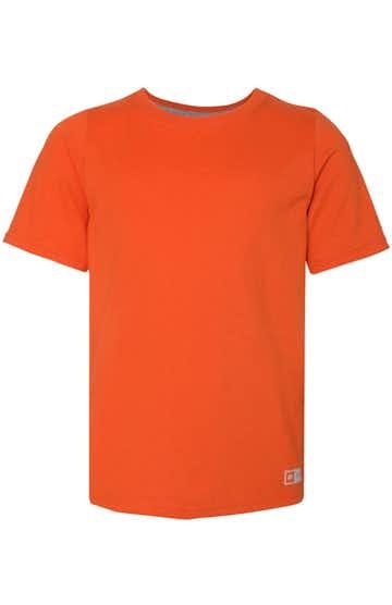 Russell Athletic 64STTB Burnt Orange