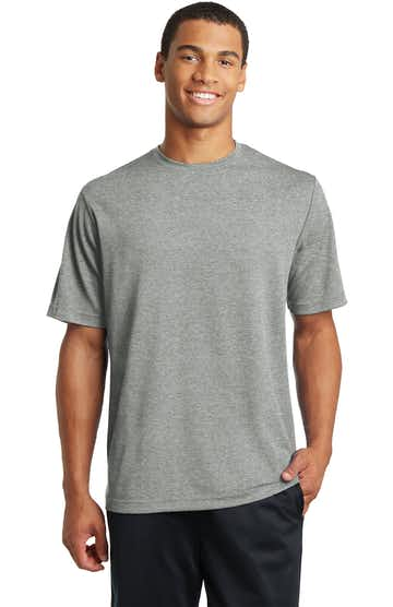 Sport-Tek ST340 Gray Heather