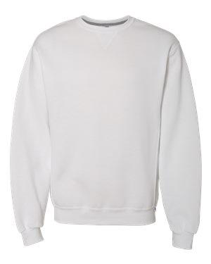 NWT Men/'s Russell Athletic Fleece Crew Sweatshirt Blue Heather Dri-Power Small