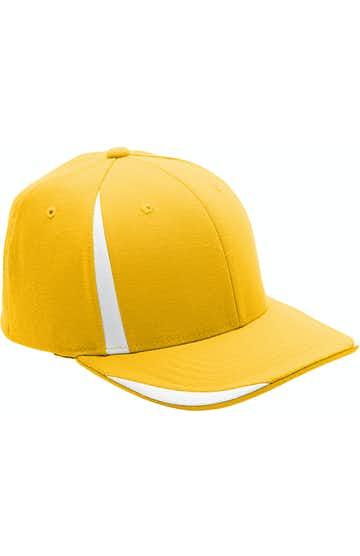 Team 365 ATB102 Sport Athletic Gold/White