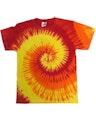 Tie-Dye CD100 Blaze