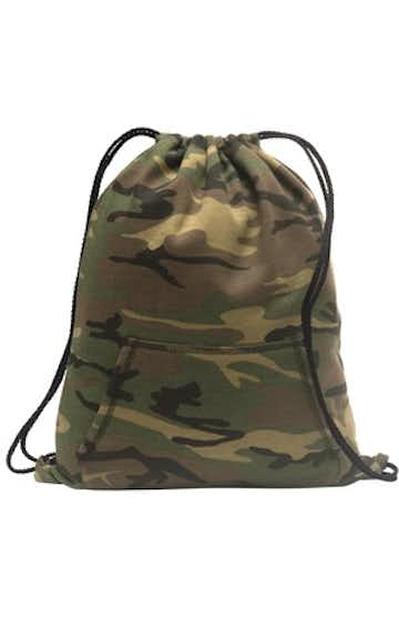 Port & Company BG614 Military Camo