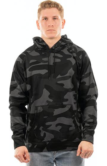 Burnside 8670BU Black Camo