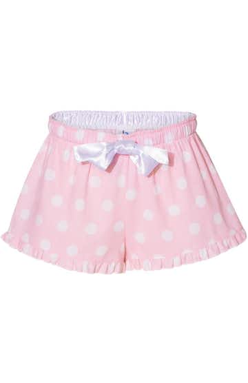 Boxercraft F41 Pale Pink/ White Polka Dot