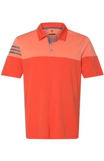 Adidas A213 Blaze Orange/ Vista Grey