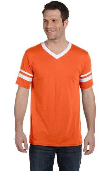 Augusta Sportswear 360 Orange/White