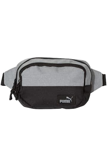 Puma PSC1043 Heather Light Gray / Black