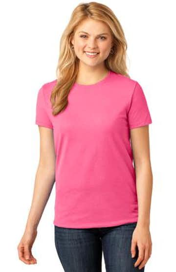 Port & Company LPC54 Neon Pink