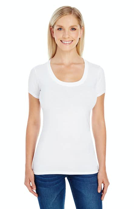 Threadfast Apparel 220S Active White