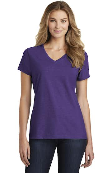 Port & Company LPC455V Team Purple Heather