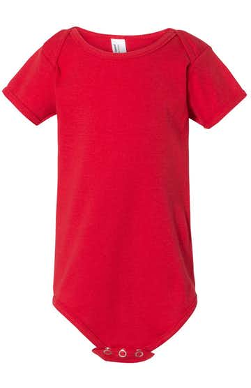 American Apparel 4001W Red
