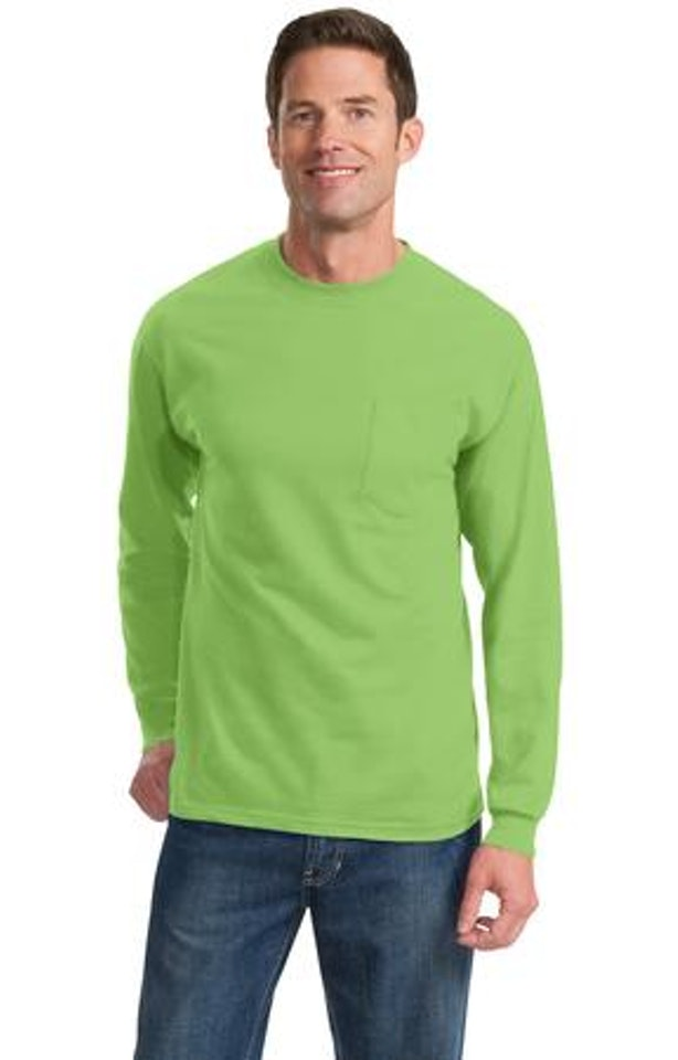 Port & Company PC61LSP Lime