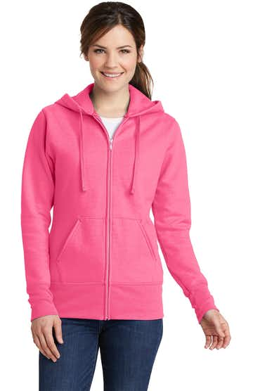 Port & Company LPC78ZH Neon Pink