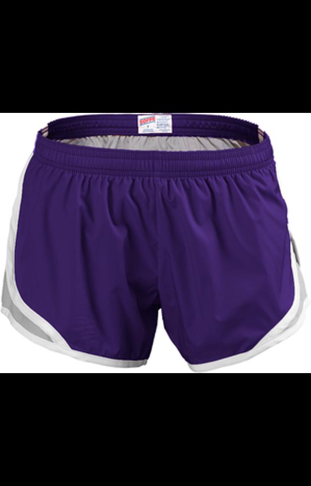 Soffe S081VP Purple / Silver