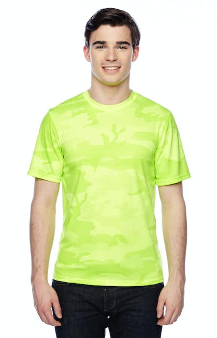Champion CW22 Safety Green Camo