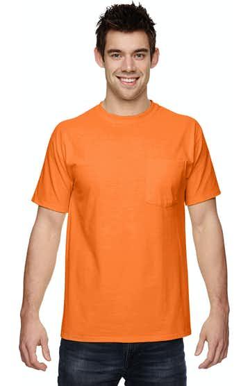 Fruit of the Loom 3931P Safety Orange