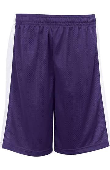 Badger 7241 Purple / White