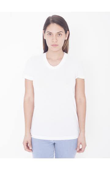American Apparel PL301W White