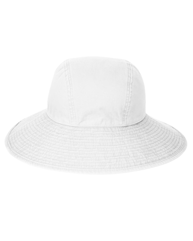 SL101 Adams Ladies Sea Breeze Floppy 100/% pigment dyed cotton sun protection Hat