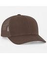 Pacific Headwear 0104PH Brown/Brown
