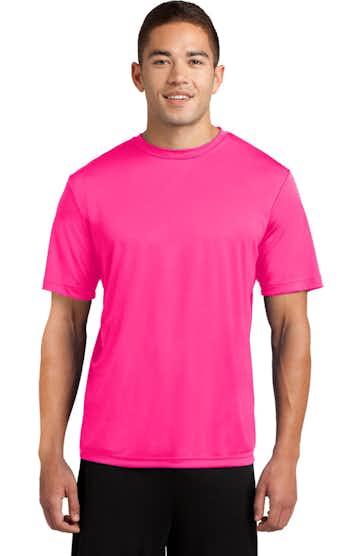 Sport-Tek TST350 Neon Pink