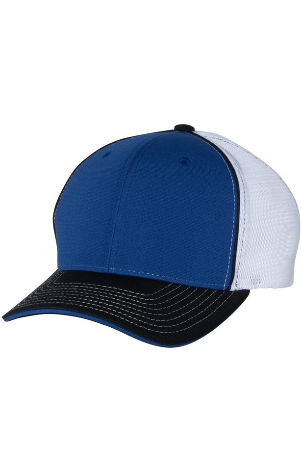 Richardson 172 Royal/ White/ Black Tri