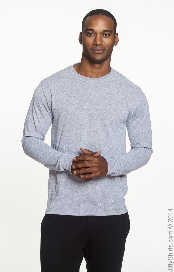 Jerzees 21ML Athletic Heather