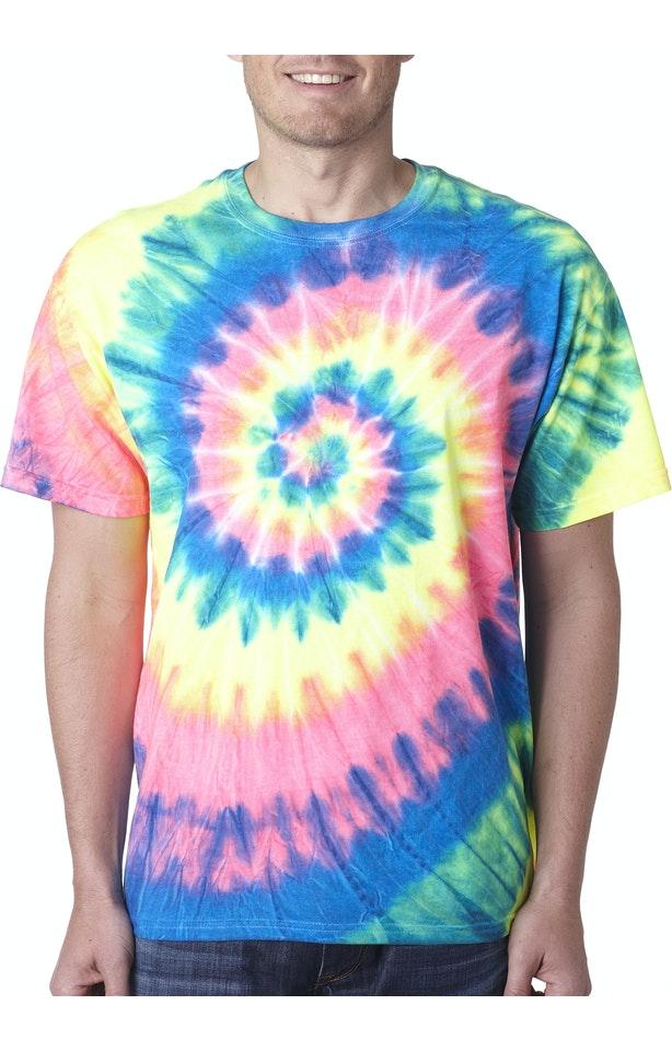 Dyenomite 200MS Fluorescent Rainbow Swirl