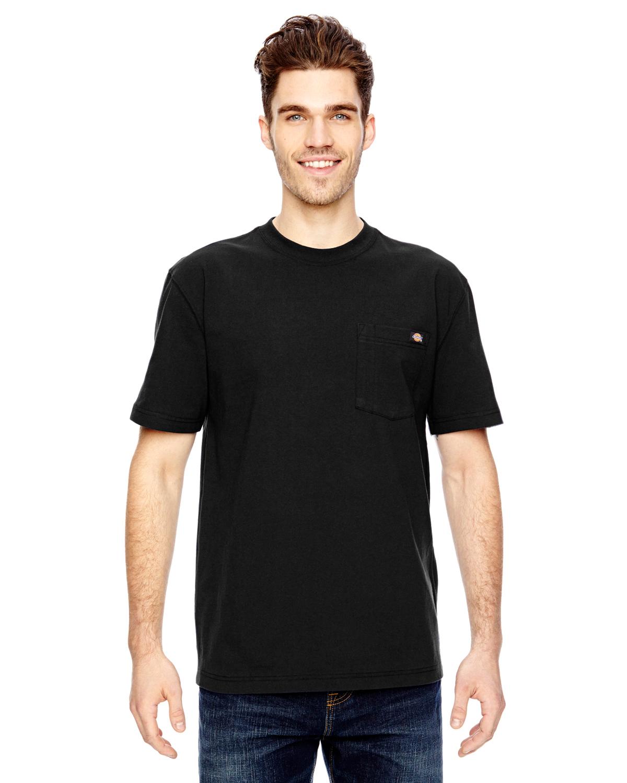 9e78b1fe Dickies WS450 Unisex Short-Sleeve Heavyweight T-Shirt - JiffyShirts.com