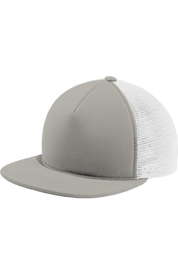 Port Authority C937 Silver / White