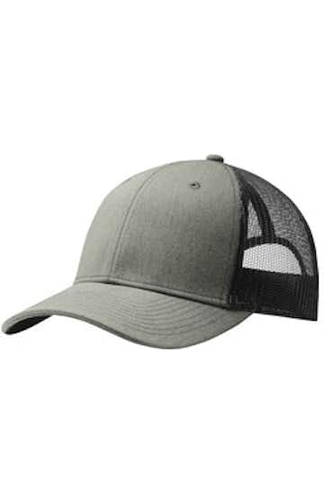 Port Authority C112 Heather Gray / Black