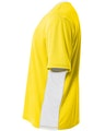 A4 3018AR Safety Yellow / White