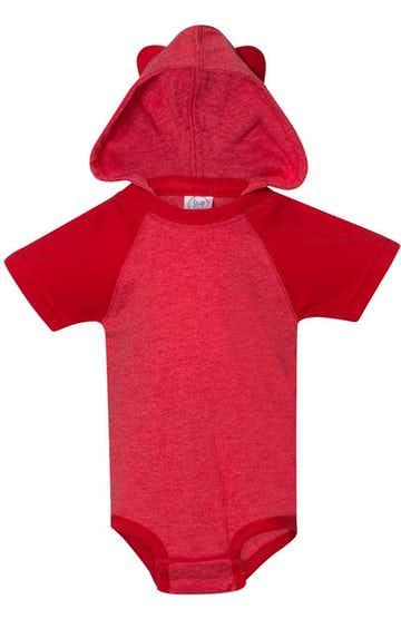 Rabbit Skins 4417 Vintage Red/ Red