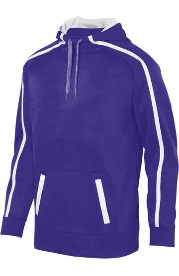 Augusta Sportswear 5554 Purple/ White