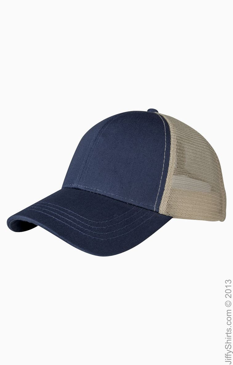 8c7152962df Econscious EC7070 Eco Trucker Organic Recycled Hat - JiffyShirts.com