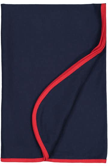 Rabbit Skins 1110 Navy/ Red