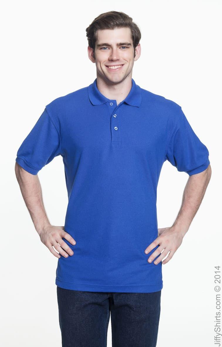 cc8e1a4b Harriton M280 Men's 5 oz. Blend-Tek™ Polo - JiffyShirts.com