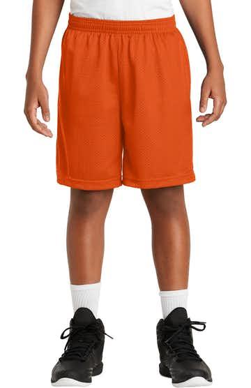 Sport-Tek YST510 Deep Orange