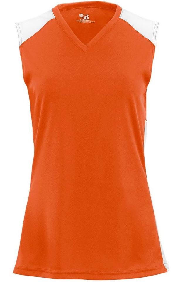 Badger 6173 Burnt Orange / White