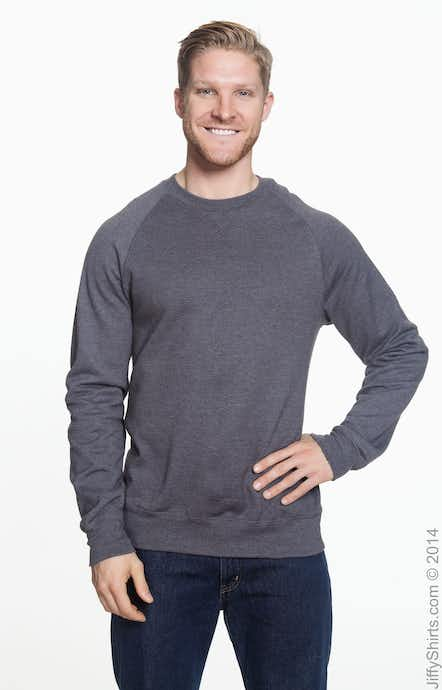 Hanes N260 Charcoal Heather