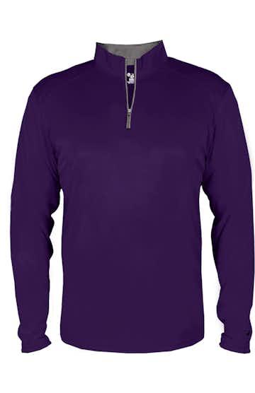 Badger 4102 Purple / Graphite