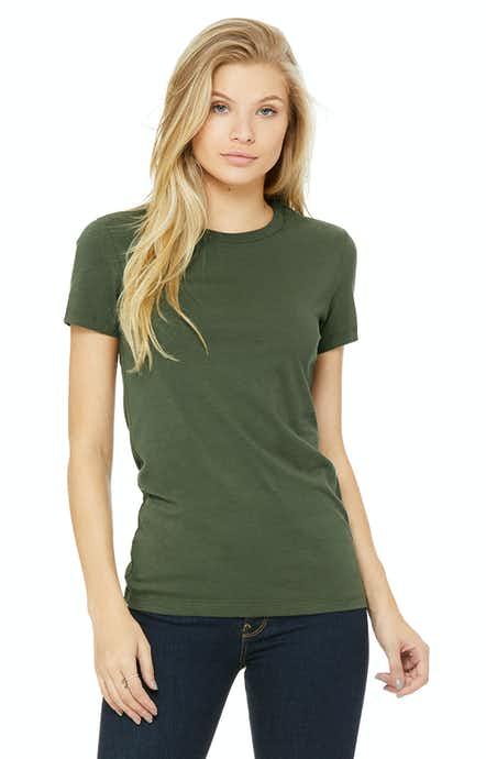 Bella+Canvas 6004 Military Green