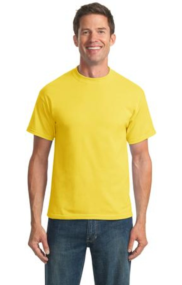 Port & Company PC55T Yellow