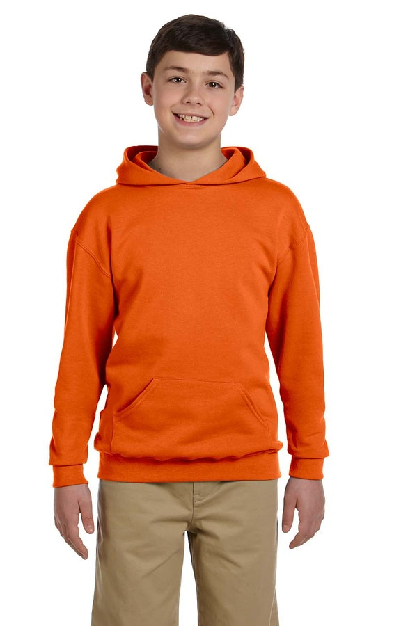 Jerzees 996Y High Viz Safety Orange
